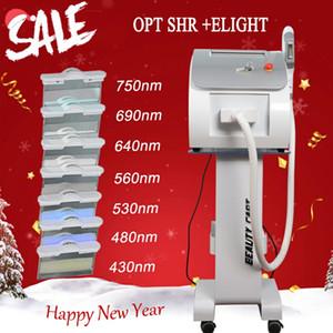 Más popular OPT SHR IPL equipo de la belleza del laser nuevo estilo máquina SHR IPL AFT OPT IPL belleza del retiro del pelo de la máquina e luz rejuvenecimiento de la piel