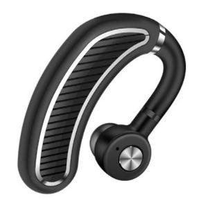 K21 الاستعداد لونغ يدوي سماعات بلوتوث الأعمال بلوتوث اللاسلكية سماعة مشبك الأذن سماعة