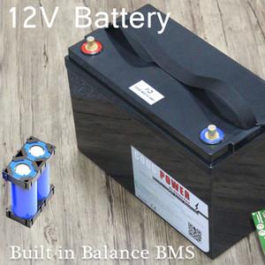 12 в 200ah аккумулятор солнечной энергии автомобиля гольфа перезаряжаемые Сид IP68 1000Вт 2000Вт 12.6 в литий-производство изоляционных