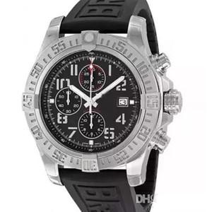Reloj para hombre Movimiento de cuarzo Cronógrafo Correa de caucho para hombre Relojes para hombre A133711 Reloj de pulsera masculino Relogio masculino