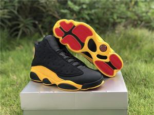Последний бренд 13 Кармело Энтони класс 2002 черный университет красное золото мужские кроссовки мода XIII Мело тренеры для Oak Hill Academy