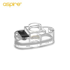 2020 Newest Aspire Cloudflask Pod Atomizer 5.5ML Replacement empty pod Cartridge Without Coils For Aspire Cloudflask Vape Kit 100% Original