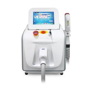 2020 Mejor DPL IPL máquina de depilación rápida permanentemente máquina SHR SHR DPL IPL de depilación para el cabello rejuvenecimiento de la piel removedor 6 filteres