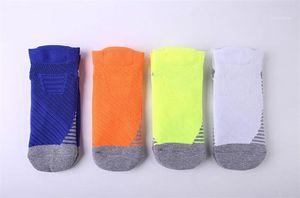 Boat Socks Summer Designer Basketball Fitness Penelled Striped Sock Males Deodorant Sweat Absorbing Sock Mens Sports Towel