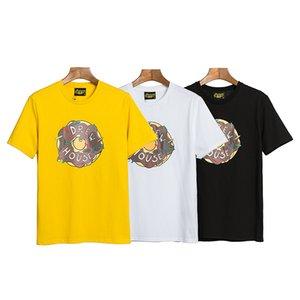 Drew House SS20 nuovo arrivo superiore del progettista di marca di abbigliamento maschile T-shirt Stampa Tees manica corta S-XL 011