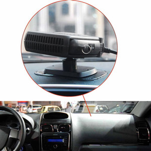 12V 24V SJ-006 Portable 120W-150W Chauffage voiture Chauffage dégivrage avec swing-out poignée amateurs de conduite de voitures-Styling Demisterr Auto Heat Fan