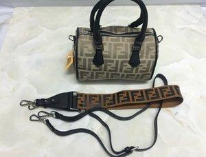 2018 nueva llegada! VENTA caliente Sra Bolsa de hombro bolsa de mensajero tienda Contador genuino bolso femenino del paquete del ocio de la momia