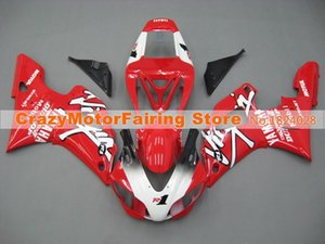 4 Gifts New Style motore ABS Mold Carene Kit Fit For YAMAHA YZF-R1-1000 1998-1999 98 99 carene insieme personalizzato rosso piacevole bianco
