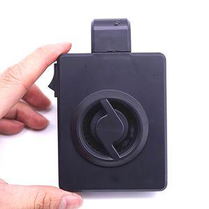 Ev Plastik Su Tesisi Düşük Gürültü Çiller Akvaryum Taşınabilir Mini Hang On USB Şarj Fish Tank Fanı Su geçirmez Klip Soğutma