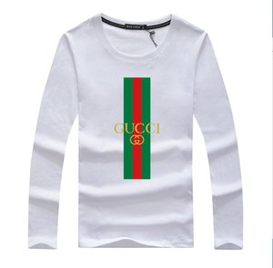 2020 Los diseñadores de lujo camiseta blanca de Hip Hop Ropa para hombre T Shirts Casual para los hombres con letras impresas camiseta de las mujeres del tamaño S-5XL