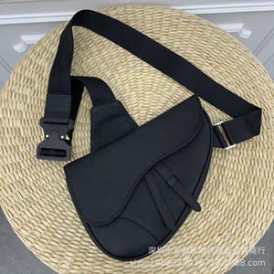 Luxurious2019 Saddle Bag Man Male Fund Einzel-Schulter über die Brust-Paket Taschen