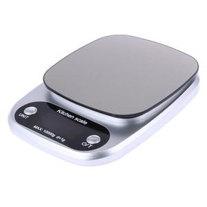 Balances de cuisine alimentaire de cuisson Poids Balance numérique balance électronique LCD 10kg / 1G cuisine Outils de cuisine