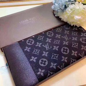 châle carré de luxe haut de foulards design classique de qualité laine cachemire mode en cachemire épais pour woman140 * 140cm RT24Y navire rapide
