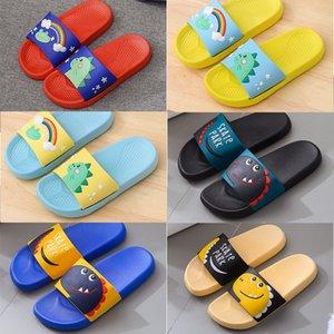 Chegada Nova Verão Chinelos de crianças Flip Flops anti derrapante interior Sapatos Moda banheiro das meninas dos meninos das mulheres dos homens PVC Início Designers Chinelos