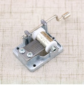 Standard Manual Music Box Core Diy Manual Eight Music Box Core Parts Wholesale