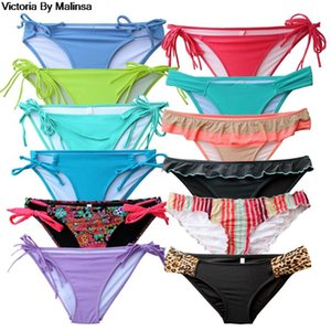 Special Clearance!!!Bikini Bottoms Sexy Cheeky Swimwear Biquini Bikiny Bikinis Swim Suit Women Brazilian Bikini Thong Bottom