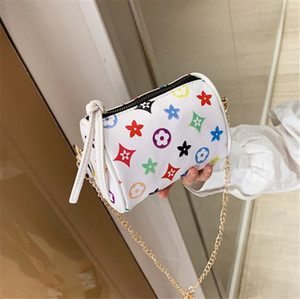 Bolso de hombro de diseñador para niñas, bolso de alta calidad para niños, estrellas, cuerpo cruzado, moda Qute PH-CFY20041633