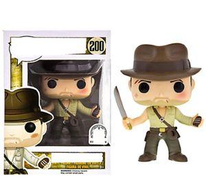 funko POP treasure troopers film and television surrounding hand office model surrounding toys Indiana Jones