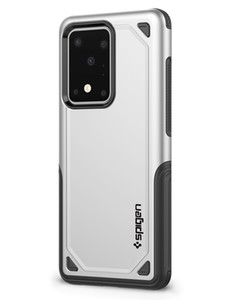 Samsung S20 Plus Ultra S10 S9 S8 S7 kenar Not SGP Spigen Hibrid Zırh cep telefonu aksesuarları telefon kılıfı PC TPU ince zırh 10 9 8