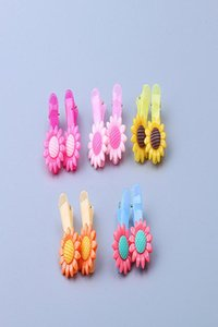 Cartoon Animals Fruits Flower Hair Pins For Weddings Hair Style Children 2020 With Hairclip Hair Styling Tools Accessories sweet07 cnrFb