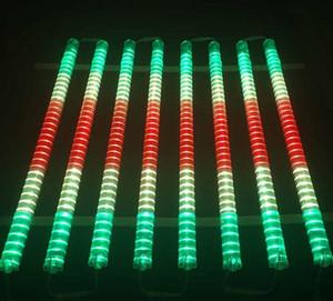 LED 네온 바 1m AC85-265V LED 디지털 튜브 / LED 튜브 레드 블루 옐로우 화이트 RGB 색상 방수 외부 다채로운 튜브 건물 장식