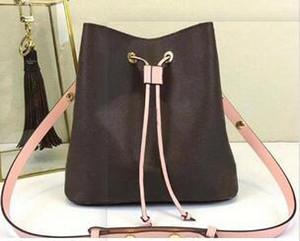 2019 new shoulder bags leather bucket bag women famous brands designer handbags quality Cross Body C01