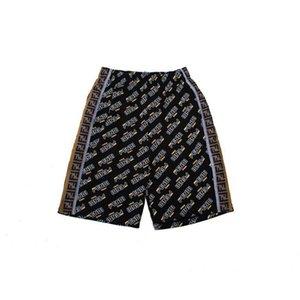 2019 Venta caliente Diseñador de lujo Moda para hombre Pantalones de playa desmiit Traje de baño Surf Nylon Hombre Pantalones cortos chándal jogger Pantalones Ropa de baño Boardshorts
