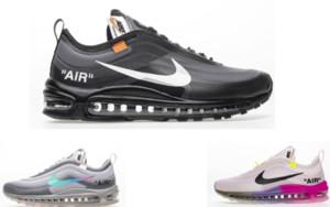 2020 D05 ücretsiz kargo 9 7s erkek kadın Flyline Spor Kaykay Ayakkabıları Yüksek Düşük Kesme Beyaz Siyah Açık Eğitmenler Sneaker boyutu 36-45