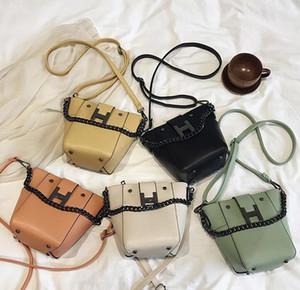 Yeni tasarım lüks çanta çantalar moda kadın zincir omuz çantaları çapraz vücut çanta H mektup plaj seyahat kılıf çanta