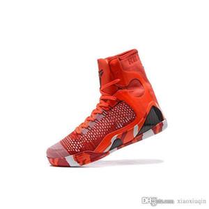 Hommes ZK9 KB9 Bryants 9 IX élite chaussures de basket-ball de Noël de haut en rouge MVP Easters Bleu Noir Blanc BHM de 9s tennis avec la boîte