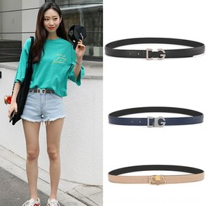 R9w3g women's clothing second layer cowhide casual simple all-match decorative Belt women's dress clothing second layer cowhide casual simp