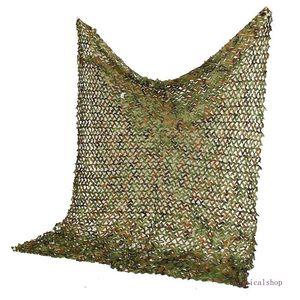 2M * 3M Meter Hunting Camouflage Nets Woodland Army Camo сетка Camping Sun Healtertent Shade Carsvavers Sun Haitter