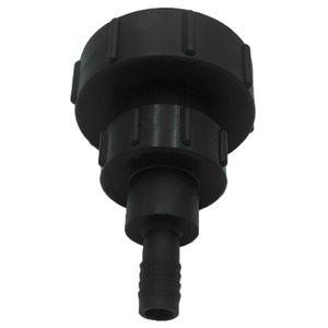 1000L IBC Wassertank Adapter Grober Faden Hose Fitting 95mm (3 Zoll) bis 20/25/32/40 / 50mm