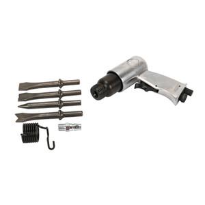 WAERTA 120mm Profesyonel Tabanca Gaz Kürekler Hava Hammer Pas Sökücü Sondaj Chipping Pnömatik Cutting Tools