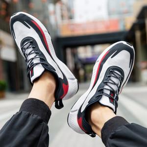 2019 Reflective maschio Sneakers Air Mesh traspirante Uomo Running scarpa elegante sport esterno di scarpe autunno Atheletic formatori Walking -70