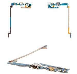 Flex Cable per Samsung I537, I9295 Galaxy S4 Active Replacement (connettore di carica, con componenti, microfono per porta USB)