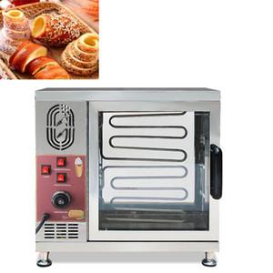 YENİ En kaliteli baca pasta makinesi kurtos kalacs baca kek fırında makine baca ekmek pişirme makinesi