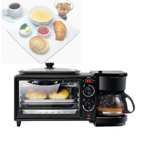 LEWIAO 1PC Frühstück Maschine zu Hause drei-in-one lazy Frühstück Artefakt automatisches Multi-Funktions-Sandwiches Sandwich Toast Testbox