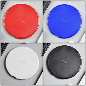 KD-20 Phone Wireless Fast Charger New 10W Quick Chargers For Samsung S20 Note10 Wireless Charging Pad for iPhone 11 Xs 8Plus Huawei Mate 30
