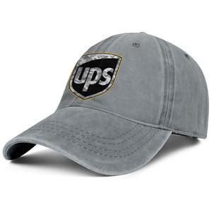 United Parcel Service Camouflage gray Unisex denim baseball cap fitted fashion custom best hats black logo line 3D USA flag Gay pride