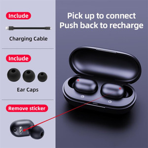 Haylou GT1 Plus Bluetooth Earphones Touch Control Wireless Headphones HD Stereo With Dual Mic Noise Isolation