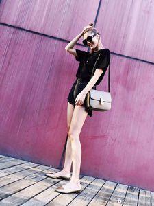 78008 Wasser Ripple-Tasche Designer-Taschen Einzel-Top-Luxus-geneigte Schulter und weise berühmte Frauenhand diagonale Taille 2020 10A 5A III