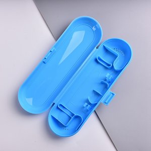 Accesorios para el baño del cepillo de dientes Cajas de almacenamiento de viaje Portacepillos cepillo de dientes eléctrico Venta caliente