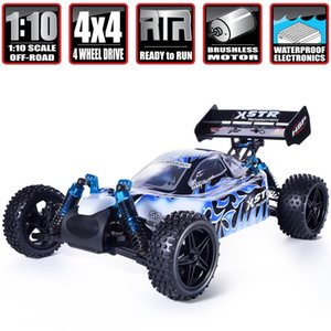 HSP Rc Car 4wd Off Road Buggy 94107PRO XSTR High Speed Hobby Remote Control Car 1:10 Electric Power 4x4 Rc vehicle Toys for Kids Y200317