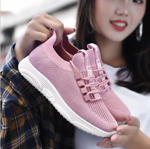 Di alta qualità scarpe sportive 2020 molla nuova tendenza scarpe da uomo casuali modelli esplosione scarpe da corsa degli uomini di Cross Border-