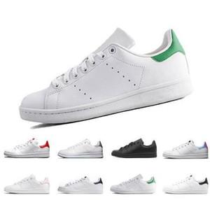 2020 Yeni Raf Simons Stan Smith Bahar Bakır Beyaz Pembe Siyah Moda Ayakkabı Adam Casual Deri marka kadın erkek ayakkabı Flats Sneakers 36-44
