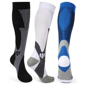 Brothock Sıkıştırma Çorap Naylon Hemşirelik çorap Nefes Yetişkin Spor Çorap Hızlı kuruyan Açık Bisiklet Uzmanlık