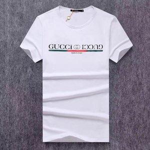 Wholesale FF New Luxury Designers Paris fans T Shirts Mens Clothing Women Summer Casual T Shirts Cotton letter fashion Short Sleeve Medu