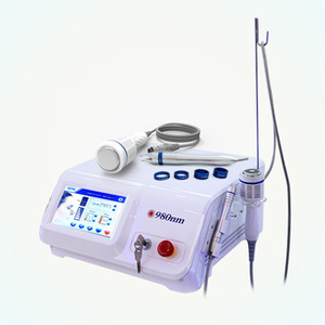Hot machine 30w 980 Laser Spider Veins Vascular Removal Laser Facial Telangiectasis Removal 980nm Diode Laser