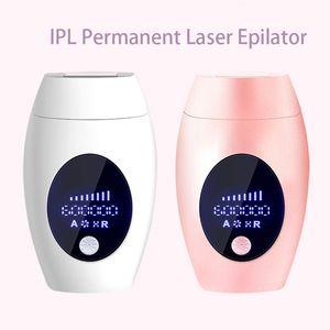 IPL ليزر الدائم لنزع الشعر إزالة 600000 فلاش LCD الشعر بالليزر للشعر النساء ألم الكهربائية مزيل آلة Tamax HR005